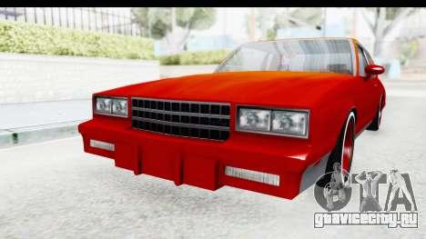 Chevrolet Monte Carlo Breaking Bad для GTA San Andreas