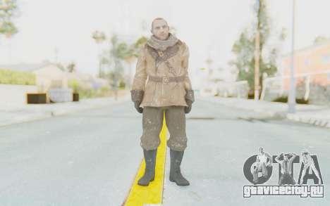 COD BO Lev Kravchenko Winter для GTA San Andreas второй скриншот