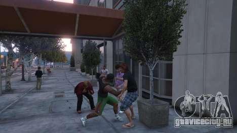 Knockout для GTA 5 второй скриншот