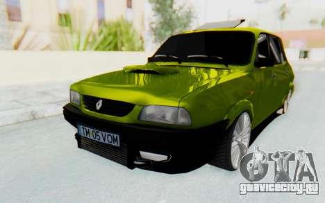 Dacia 1300 4x4 для GTA San Andreas вид сзади слева
