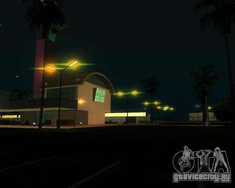 Реалистичное ENB для средних ПК V.1 для GTA San Andreas седьмой скриншот