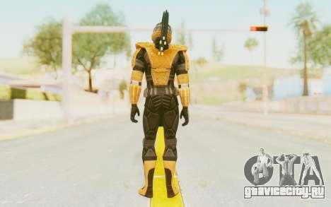 Cyber Flare MKP для GTA San Andreas третий скриншот