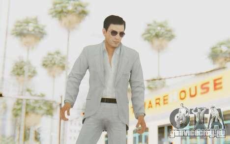 Mafia 2 - Vito Scaletta Madman Suit White для GTA San Andreas