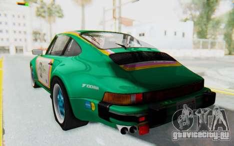 Porsche 911 Turbo 3.2 Coupe (930) 1985 для GTA San Andreas вид сбоку