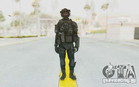 Federation Elite LMG Tactical для GTA San Andreas второй скриншот