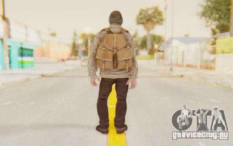 COD BO Russian Soldier v1 для GTA San Andreas третий скриншот