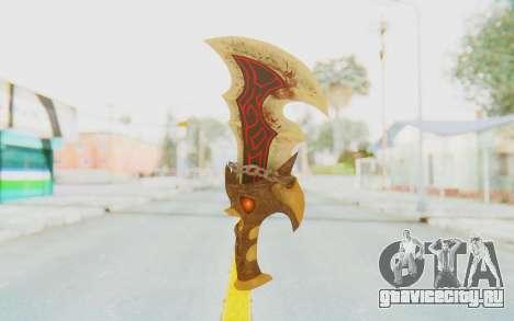 Blade of Athena для GTA San Andreas
