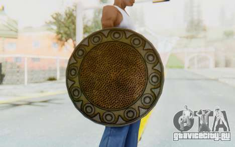 Amazonian Shield from IGAU для GTA San Andreas третий скриншот