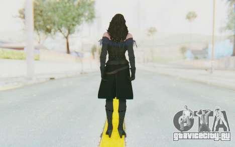 Yennefer Van Vengerberg для GTA San Andreas третий скриншот