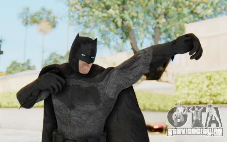 Batman from Batman Vs Superman для GTA San Andreas
