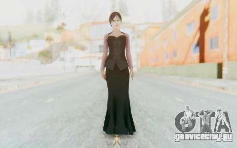 Linda Meilinda Kebaya Dark для GTA San Andreas второй скриншот