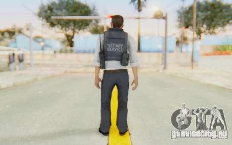CoD MW2 Secret Service для GTA San Andreas третий скриншот