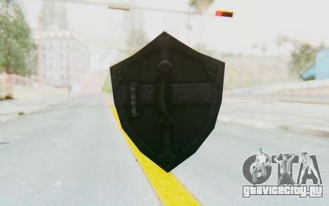 Hylian Shield from Legend of Zelda для GTA San Andreas второй скриншот
