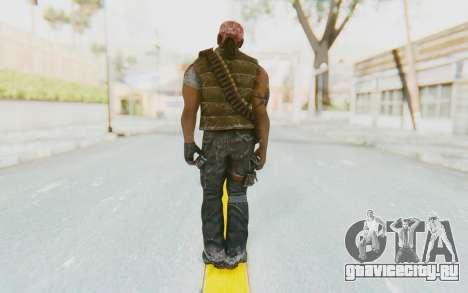 CoD BO DLC Danny Trejo для GTA San Andreas третий скриншот