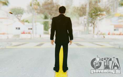 Mafia 2 - Vito Scaletta Tuxedo для GTA San Andreas третий скриншот