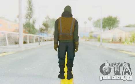 The Division Cleaners - Shield для GTA San Andreas третий скриншот