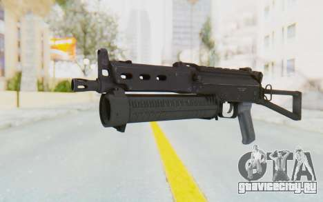 Federation Elite PP19 для GTA San Andreas