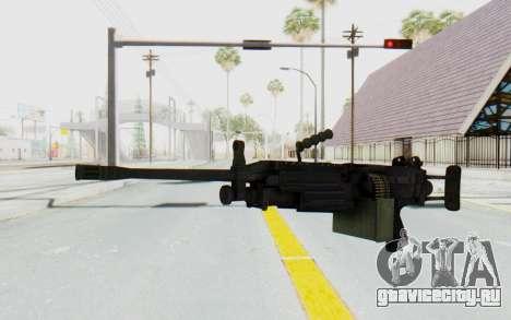 FN Minimi M249 Para для GTA San Andreas второй скриншот