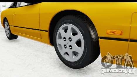 Nissan 240SX 1994 v1 для GTA San Andreas вид сзади