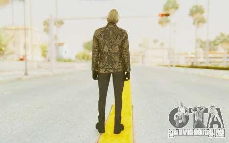 GTA 5 DLC Finance and Felony Female Skin для GTA San Andreas третий скриншот