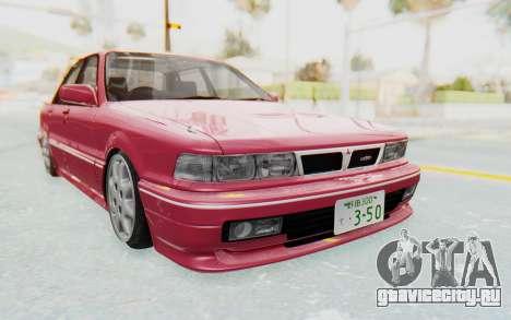 Mitsubishi Galant VR4 1992 для GTA San Andreas