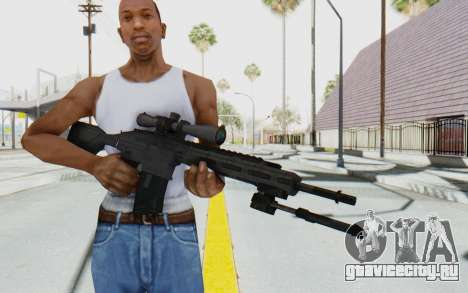 CoD: MW3 - Remington RSASS для GTA San Andreas