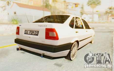 Fiat Tempra Special TR для GTA San Andreas вид слева