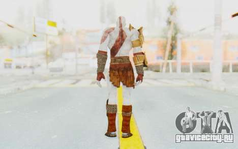 Kratos v1 для GTA San Andreas третий скриншот