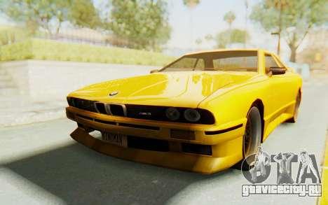 Elegy E30 для GTA San Andreas