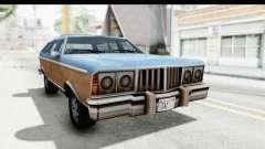 Pontiac Bonneville Safari from Bully для GTA San Andreas