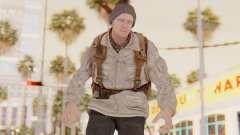 COD BO Russian Soldier v1 для GTA San Andreas