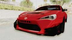 Toyota GT86 Drift Edition для GTA San Andreas