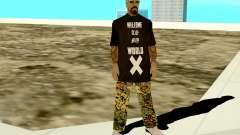 Varios Los Aztecas Skin для GTA San Andreas