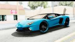 Lamborghini Aventador LP700-4 Novitec Torado