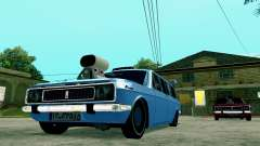 IKCO Paykan StiTion Sport для GTA San Andreas