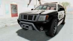 Canis Seminole Police Car для GTA San Andreas