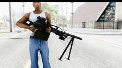 Kalashnikov PK (PKM) для GTA San Andreas
