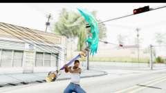 Orochi Weapon для GTA San Andreas