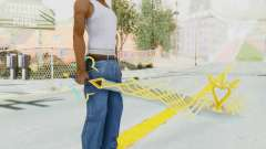 Kingdom Hearts 2: Final Mix - Ultima Weapon для GTA San Andreas