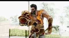 God of War 3 - Deimos для GTA San Andreas