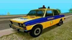 ВАЗ-2106 ГАИ v2.0