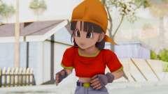 Dragon Ball Xenoverse Pan SJ для GTA San Andreas