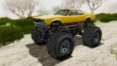 Declasse Sabre Turbo XL для GTA San Andreas