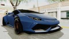 Lamborghini Huracan Stance Style