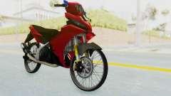 Yamaha Jupiter MX 135 Lock Style