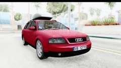 Audi A6 C5 Avant Sommerzeit для GTA San Andreas