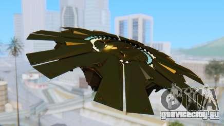 GTA 5 UFO B-2 Style для GTA San Andreas
