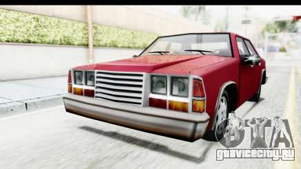 Ford Fairmont from Bully для GTA San Andreas
