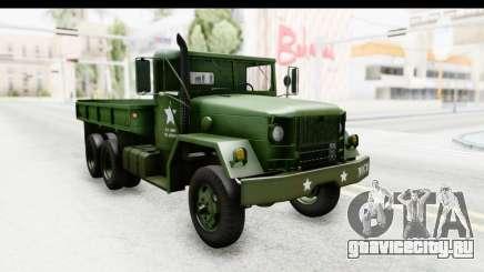AM General M35A2 для GTA San Andreas