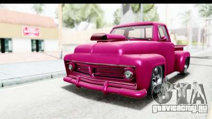 GTA 5 Vapid Slamvan Custom IVF для GTA San Andreas